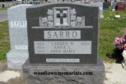 companion headstone