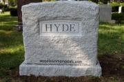 our Swampscott Cemetery headstones