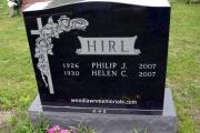 our companion headstones - Oak Grove Cemetery