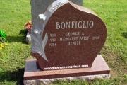 our unique double headstones