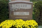 Nuzzo headstone - Winthrop Cemetery