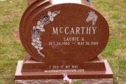 our unique headstone designs