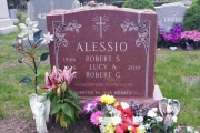 Classic headstone design