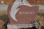 Sculpted Angel - Cedar Grove Cemetery, Peabody, MA