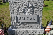 upright headstone for cemeteries