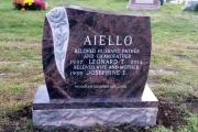 European headstone design