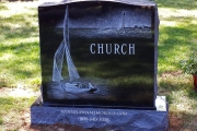 Our headstones for Waterside Cemetery, Marblehead