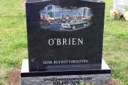 Woodlawn Memorials - custom headstone designs