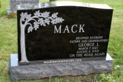 Our headstones for Pride of Lynn Cemetery