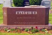 Square Raised Polished Letters - Malden, MA