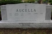 Aucella plot - Woodlawn Cemetery