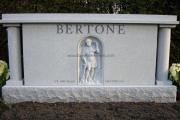 St. Peter sculpture - Woodlawn Cemetery, Everett, MA