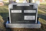 Brisbois Weiner Family Monument