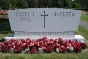 family plot design for Woodlawn Cemetery