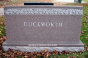Duckworth - Pine Grove Cemetery, Lynn