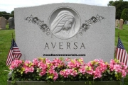 our sculpted Catholic headstones