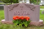 Novia - Woodbrook Cemetery, Woburn, MA
