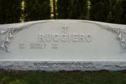 Ruggiero - Woodlawn Cemetery, Everett, MA