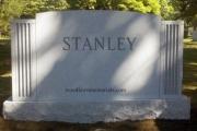 Stanley - Mt. Auburn Cemetery, Cambridge, MA