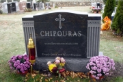 chipouras family lot , Pine Grove Cemetery, Lynn,MA
