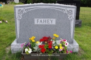 Fahey lot - Forest Glade Cemetery, Wakefield
