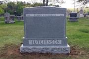 large monument for family plot: Wyoming Cemetery, Melrose