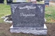 Bahama Blue family plot memorial