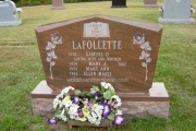 4 person monument - Wildwood Cemetery, Wilmington, MA