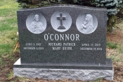 O'Connor grave - Wood End Cemetery