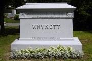 Whynott Monument - Woodlawn Cemetery, Everett, MA