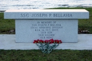 SSG Joseph Bellavia Memorial Bench - Lake Quanapowitt