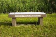 granite bench - Riverside Cemetery, Saugus MA