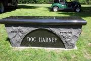 Doc Harney Memorial Bench - Melrose, MA