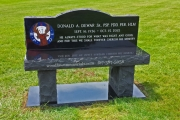 Elks Memorial Bench - Wakefield Elks