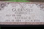 2-0 x 1-0 x 0-4 granite grave marker