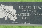Irish grave marker designs