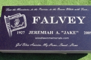 custom etched gravemarkers