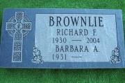 Irish grave marker - Greenlawn Cemetery, Nahant Massachusetts