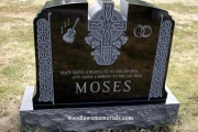 Custom Irish designs for Cemeteries