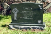 Our Irish gravestones - Wyoming Cemetery, Melrose, MA