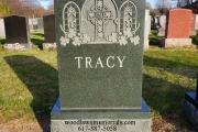 Irish designs for cemetery gravestones
