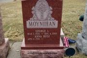 Moynihan gravestone - Bell'Isle Cemetery