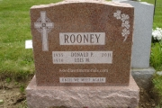 Our Irish Headstone Designs for Ridgelawn Cemetery, Watertown, MA