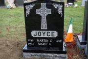 Celtic Cross headstone - Dorchester, MA