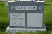Hebrew Lettering gravestone - Baker St