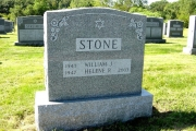 Jewish design - Pride of Lynn Cemetery