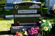 Our Jewish headstones