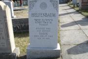 Jewish headstone - fuller street cemeteries, Everett, MA