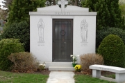 Cemetery Mausoleum - Everett MA