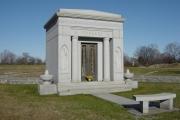 Private mausoleum - Woodlawn Cemetery - Everett, Massachusetts